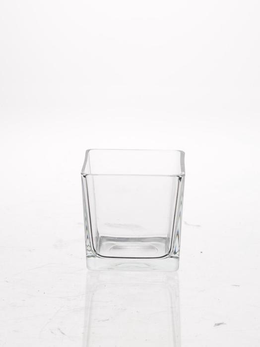 <h4>DF883455900 - Pot square Abbey2 10x10x10 clear</h4>