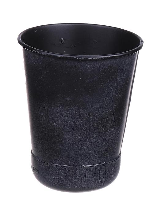 <h4>DF883699300 - Pot zinc Fieldon d8.5xh10cm black</h4>