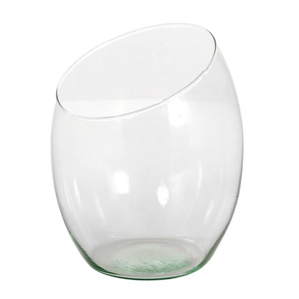 <h4>zw Vase egg glass</h4>