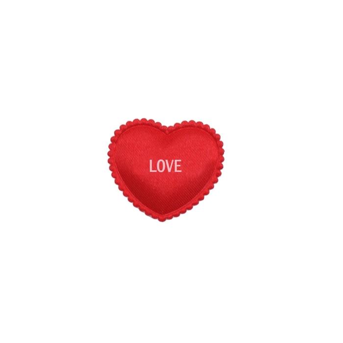 <h4>Liefde Hart/sticker 2.5cm x100</h4>