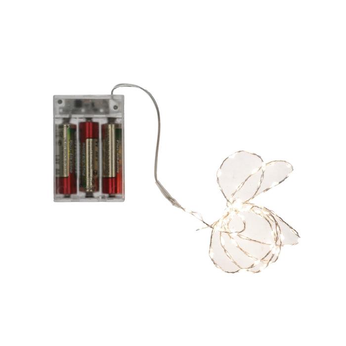 <h4>Christmas LED wire  66lmp 1m (ex.batt)</h4>