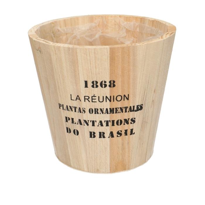 <h4>Hout 1868 pot d16*15cm</h4>