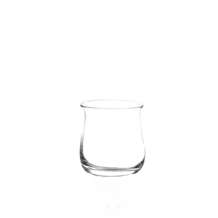<h4>Glas Windlicht d09*09cm</h4>
