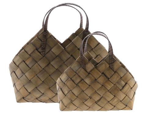 <h4>Bag Redwood Set/2 54x18x48cm</h4>