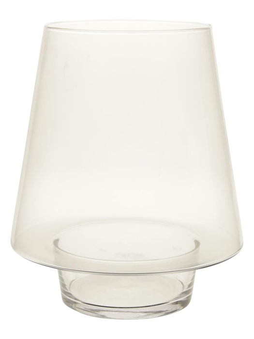 <h4>DF882160700 - Vase Trapeze d18/28.5xh60 clear</h4>