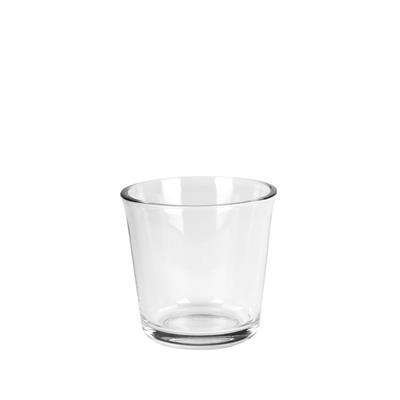 <h4>Pot Stella glas Ø11xH10cm ES9</h4>