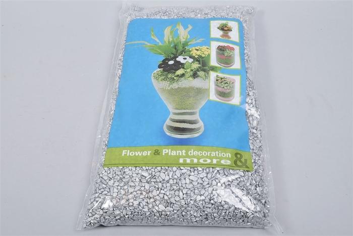 <h4>Garnering Grains Zilver 4-6mm Per 5kg</h4>