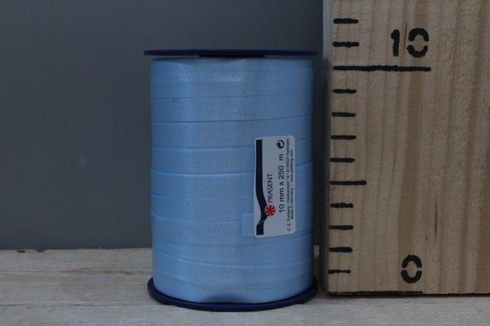 <h4>CURLY RIBBON 10MM 250M HEAVEN BLUE 602</h4>