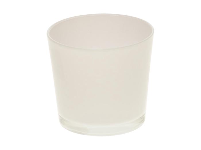 <h4>DF883502800 - Pot Nashville d10xh9 white</h4>