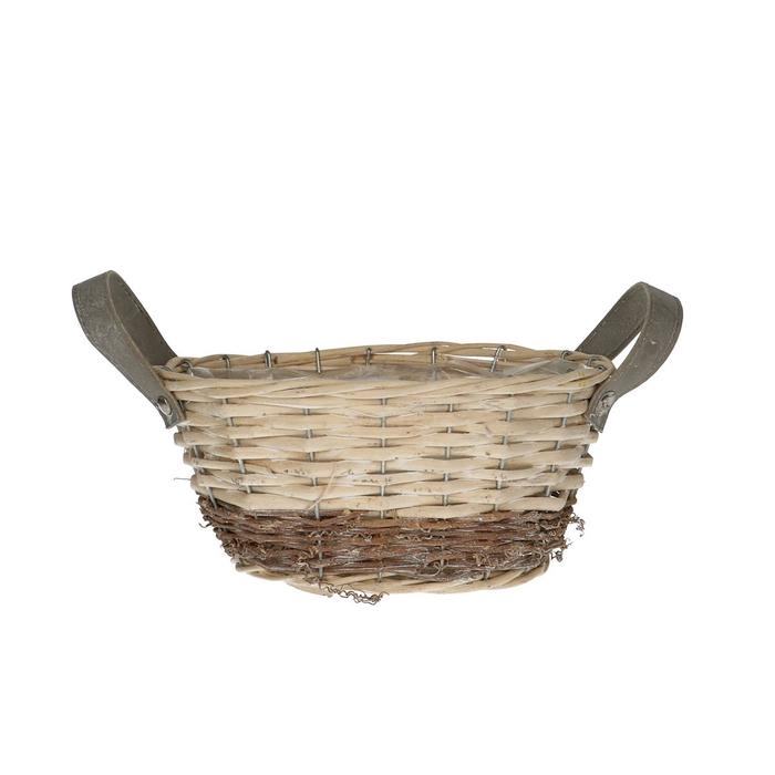 <h4>Baskets Iris tray ov.d24/17*11cm</h4>