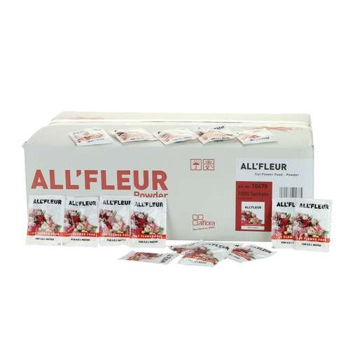 <h4>Allfleur bloemenvoedsel poeder 0,5l à 1000 stuks</h4>