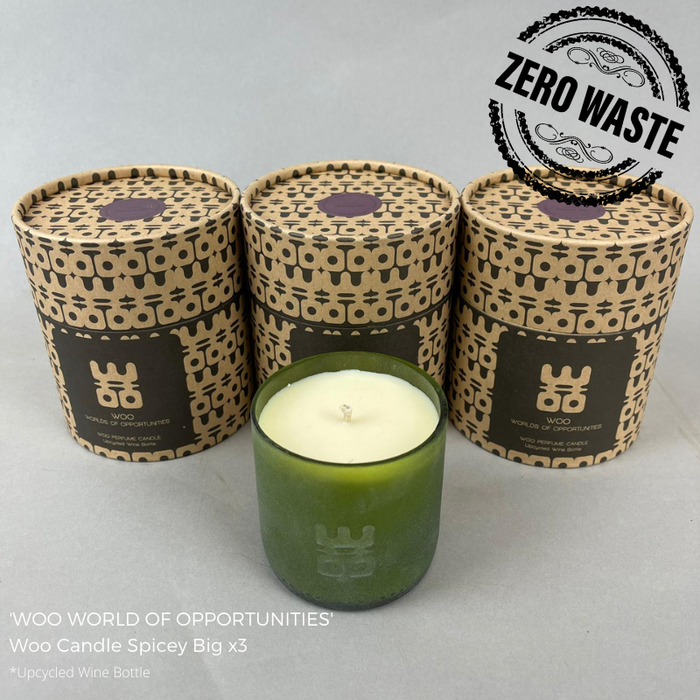 <h4>Woo Candle Spicey Big</h4>