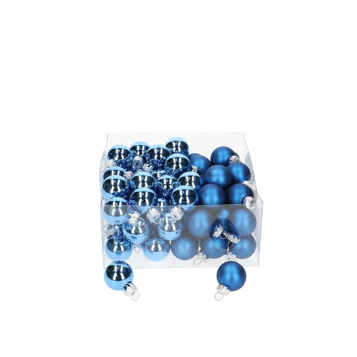 <h4>Christmas bauble Ball 25mm combi x72</h4>
