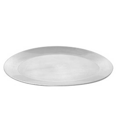 <h4>Plat en plastique 39x29x2,5cm blanc</h4>