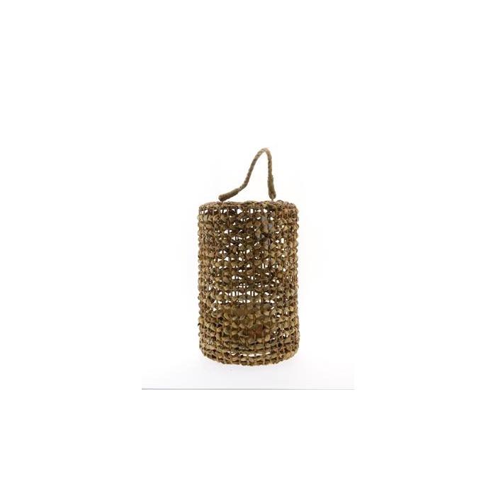 <h4>Lantern Seagrass Ø27xh40cm</h4>