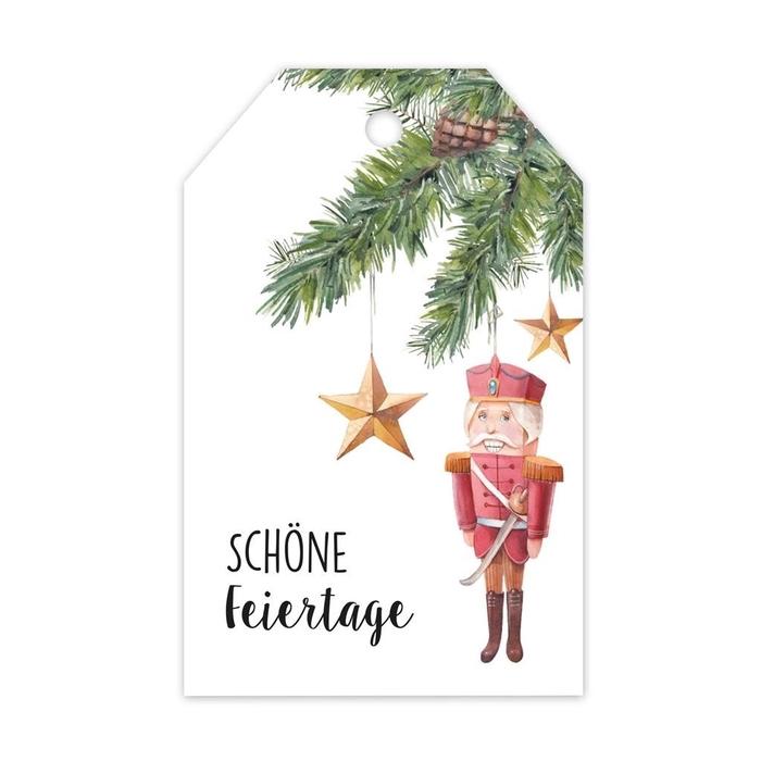 <h4>Christmas Displ.Card D Schöne 5*8cm x20</h4>