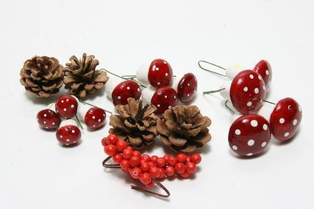 <h4>Hobby Mushroom+pine+berry O/w</h4>
