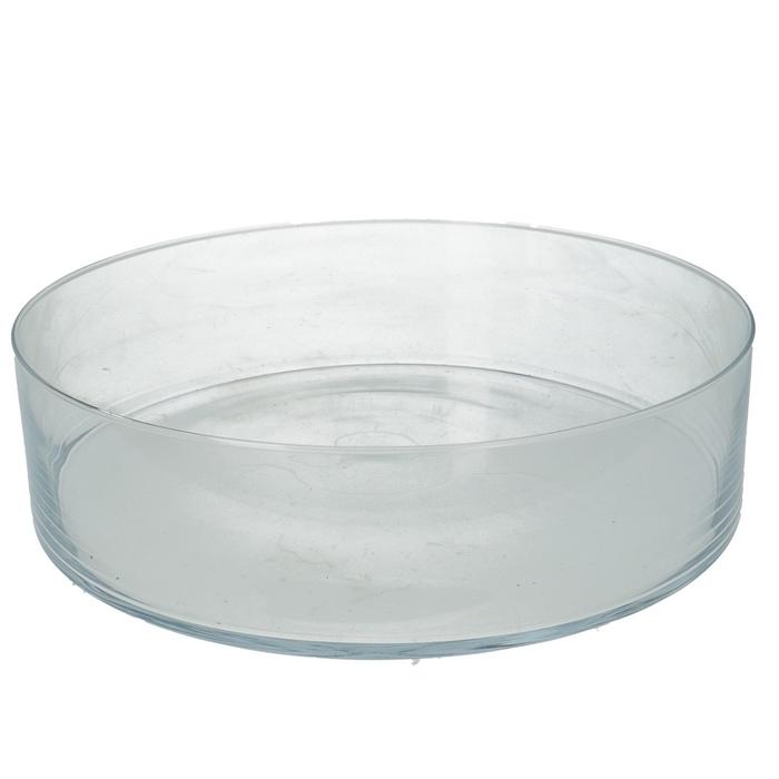 <h4>Glass Bowl round d30*8cm</h4>
