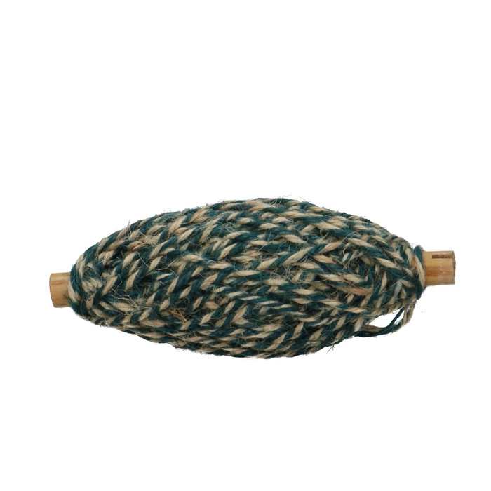 <h4>Draad Flax cord Twisted 3.5mm 25m</h4>