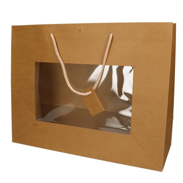 <h4>Tassen Gift bag chic d40/15*31cm</h4>