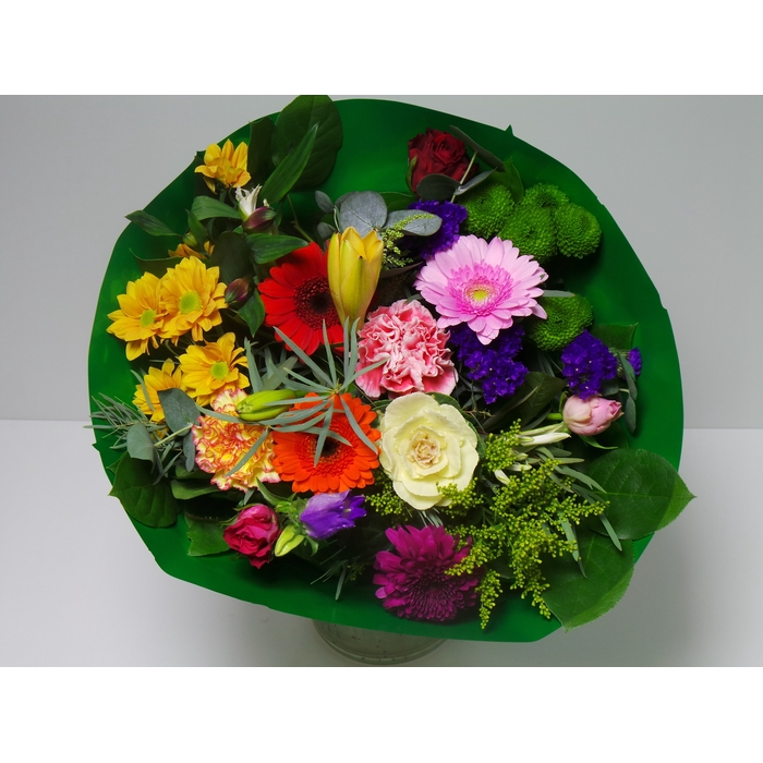 <h4>Bouquet Biedermeier Large Mixed</h4>