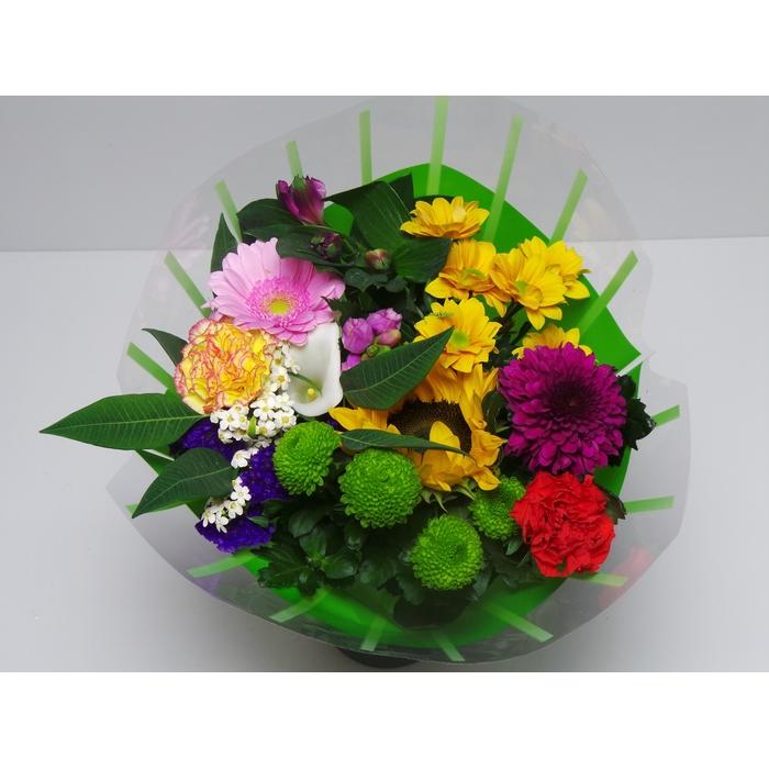 <h4>Bouquet 13 stems Mixed</h4>