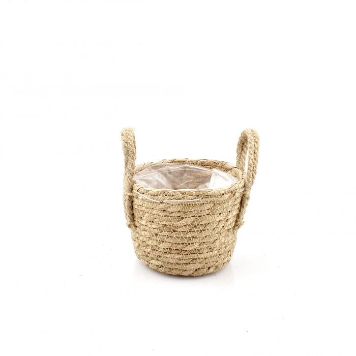 <h4>Baskets Linda pot d12.5/10*10cm</h4>