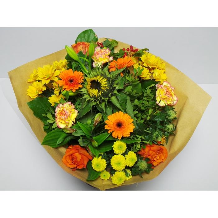<h4>Bouquet KIM Large Orange</h4>