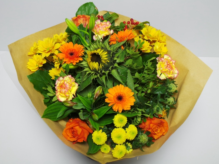 <h4>Bouquet KIM Large Orange</h4>