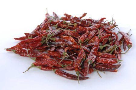 <h4>Basic Chillies Red Short 250gr</h4>