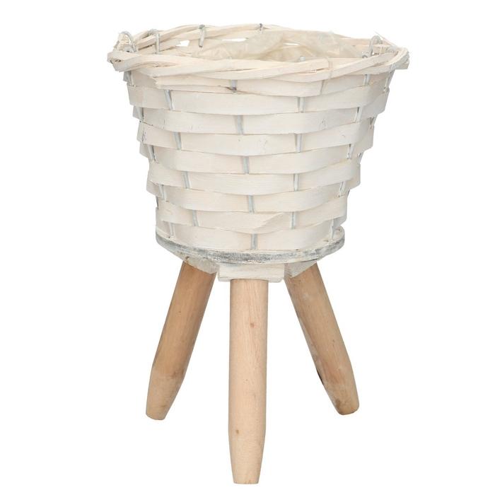 <h4>Baskets Pot/feet chip d15*14cm</h4>