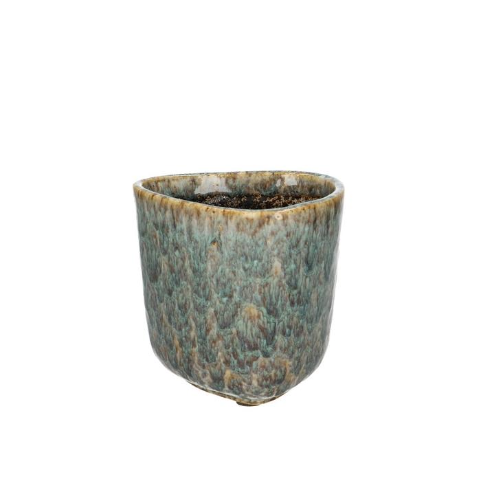 <h4>Ceramics Angulo pot d12*12cm</h4>