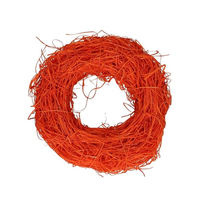 <h4>Wreath d30cm Rattan straw</h4>