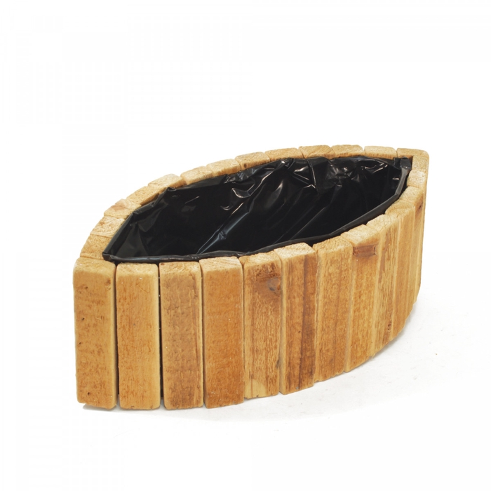 <h4>Hout Planter boot 30*14*10cm</h4>
