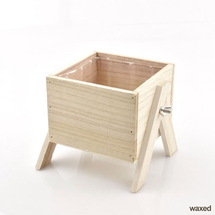 <h4>Hout Bak burned wood d12*14cm</h4>