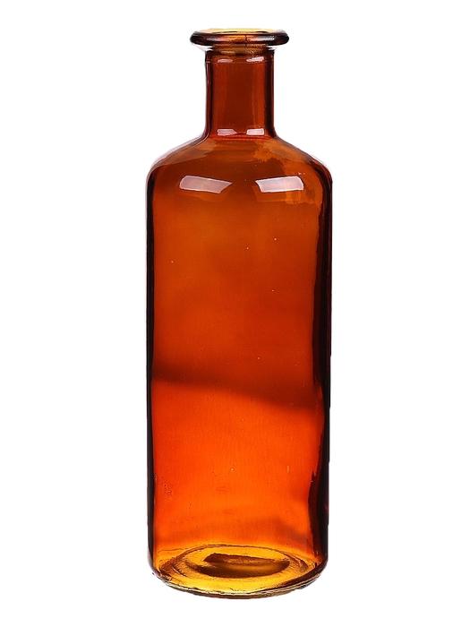 <h4>DF663410600 - Bottle Caro6 d9.7xh27.7 amber</h4>