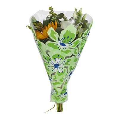 <h4>Housses 52x42x12cm OPP40 Floraria vert</h4>