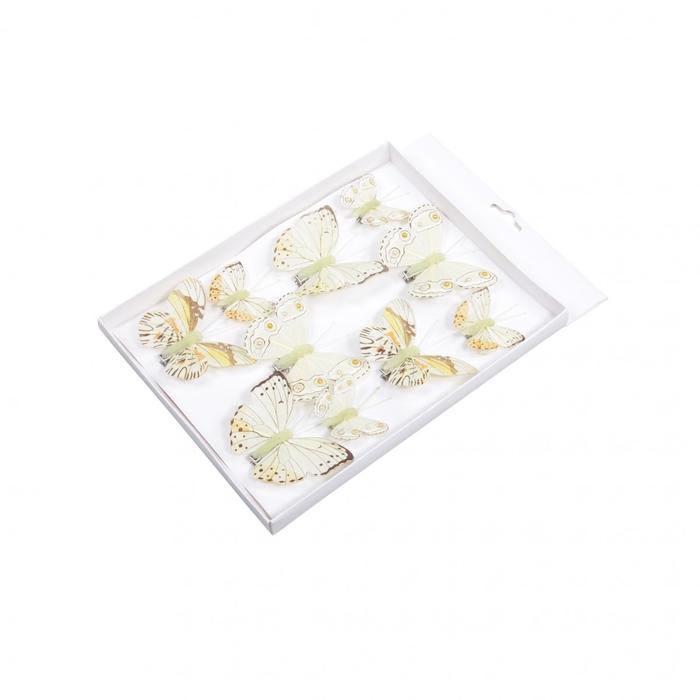 <h4>Voorjaar Vlinder/clip 5/8cm ass x10</h4>