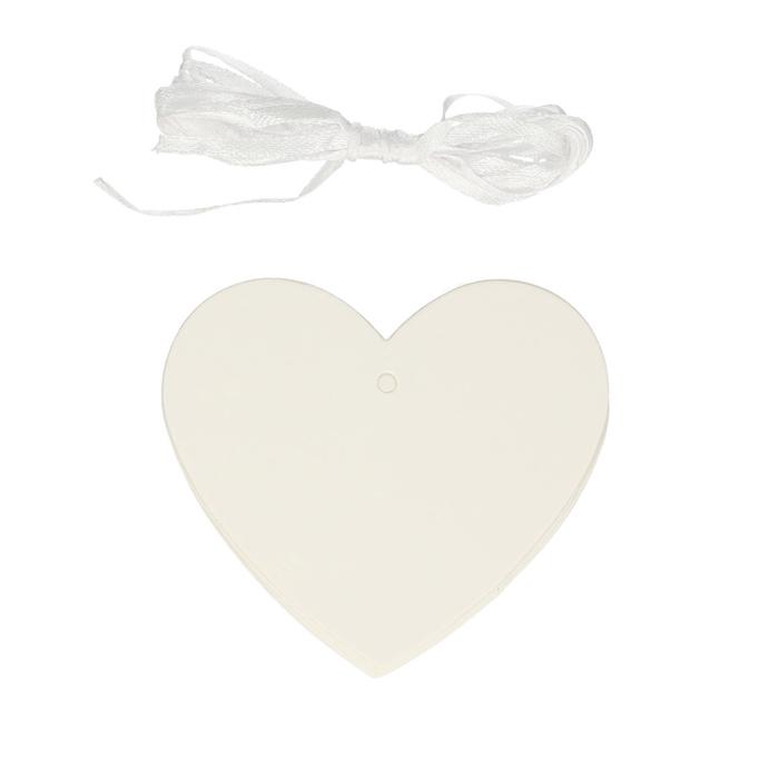 <h4>Liefde Hanger hart karton d7cm x48</h4>