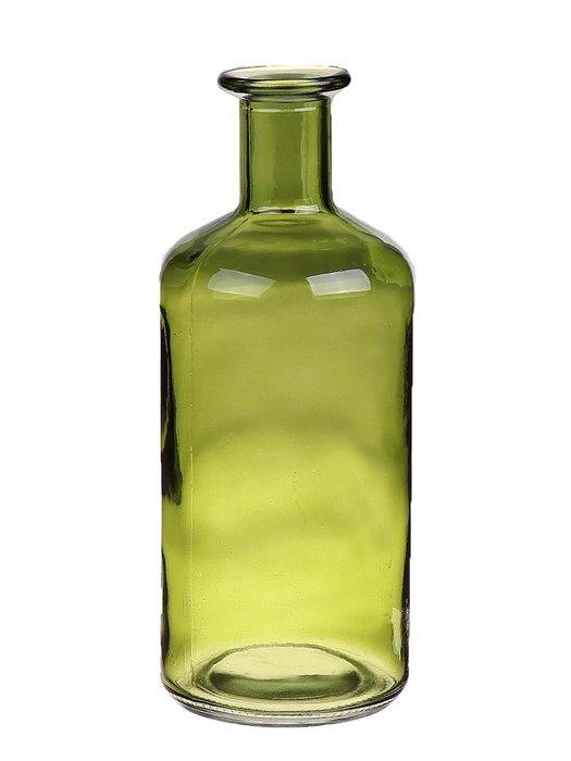 <h4>DF663410800 - Bottle Caro6 d9.7xh23.9 vintage green</h4>