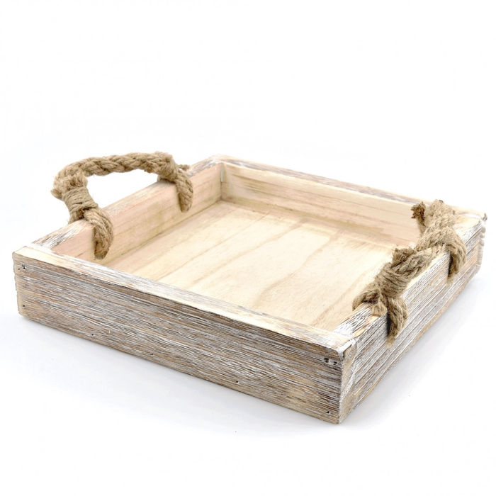 <h4>Hout Paulownia tray 29*29*5.5cm</h4>