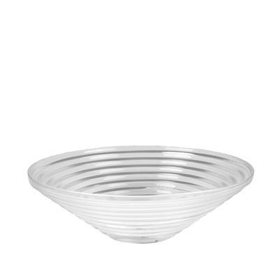 <h4>Bowl Tunis glass ø23cm</h4>