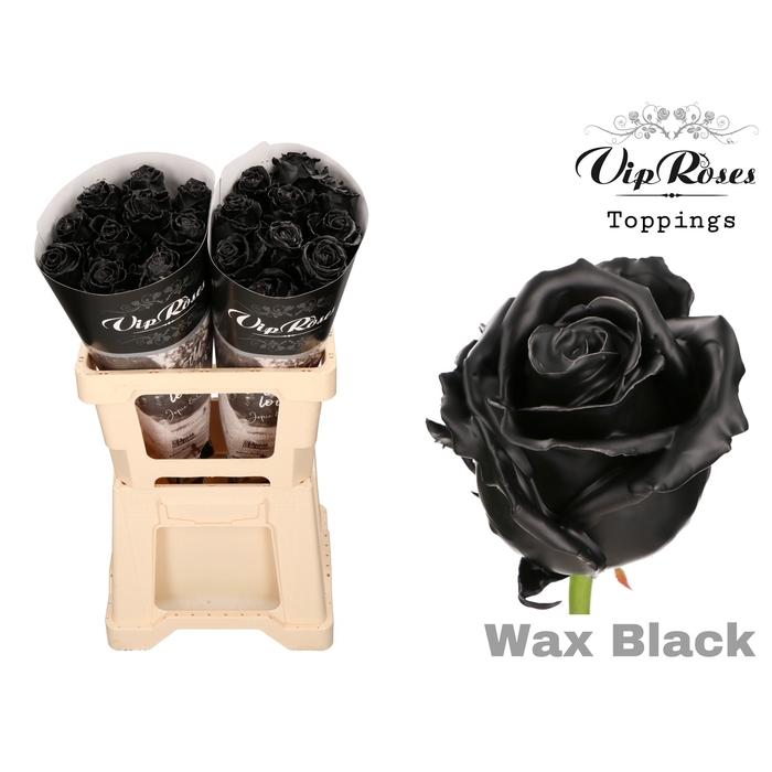 <h4>R GR WAX BLACK (60cm)</h4>