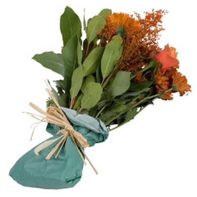 <h4>Fresh bag sac des fleurs mini 20x20cm</h4>