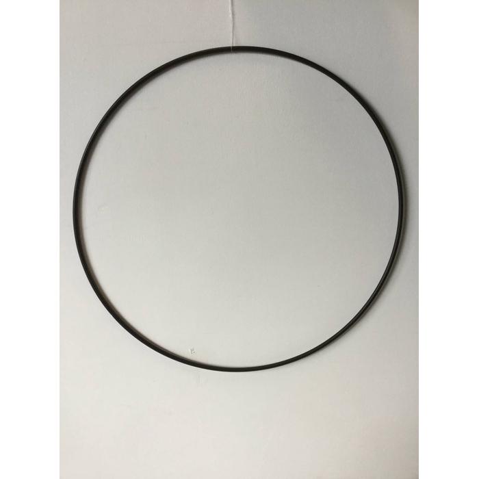 <h4>METAL RING 30CM BLACK</h4>