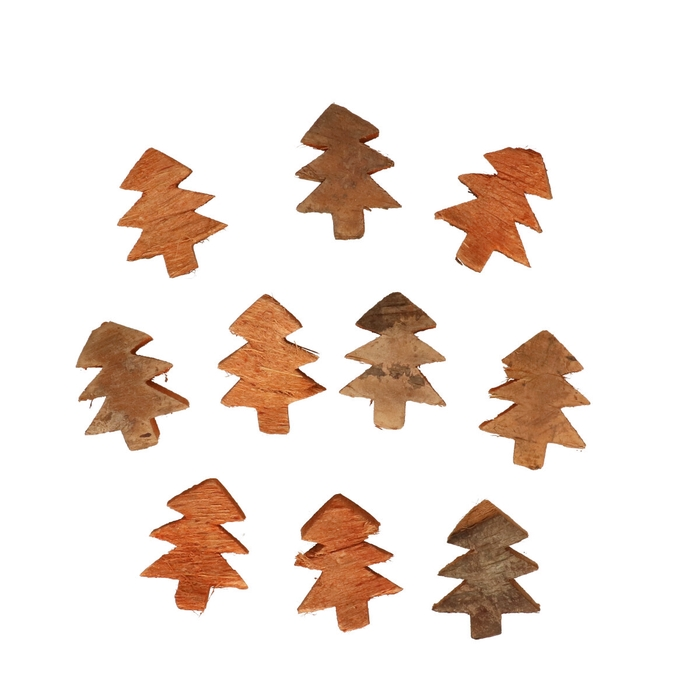 <h4>Kerst natural Kerstboom cocos x100</h4>