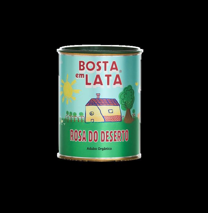 <h4>FERTILIZANTE ORGANICO BOSTA EM LATA PARA ROSAS DO DESERTO 500G</h4>