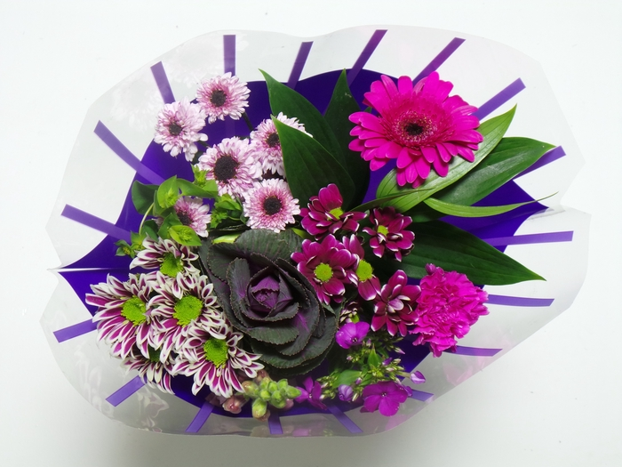 <h4>Bouquet 10 stems Lilac</h4>