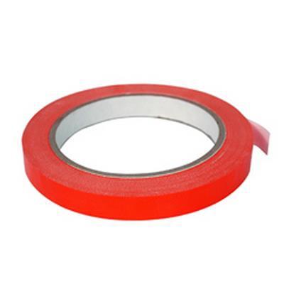 <h4>PVC adésif 12mmx66m rouge (pms 186c)</h4>