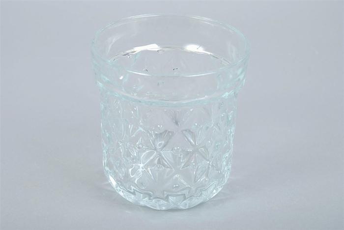 <h4>Glas Barokruit Pot 13x14cm</h4>